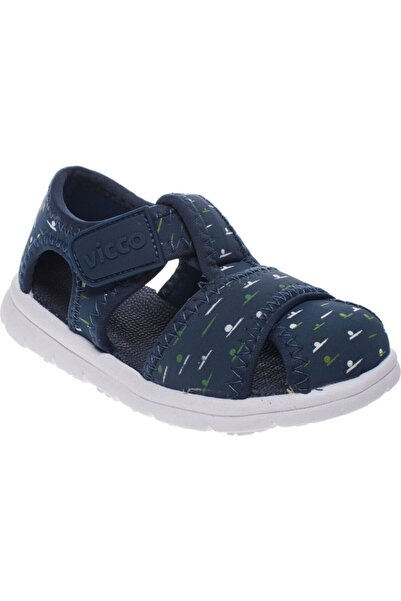 Vicco Unisex Çocuk Lacivert Sandalet Patik 333.19y.338