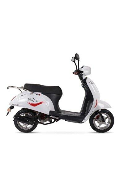 Falcon Kmt 50 Soft Scooter Motosiklet