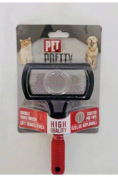 Pet Pretty Çift Taraflı Kedi Köpek Tarağı