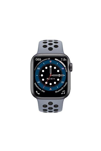 AirWatch N6+ Pro Sport Akıllı Saat Suya Dayanıklı Ateş Ve Nabız Ölçer Çok Fonksiyonlu Ios Ve Android Uyumlu