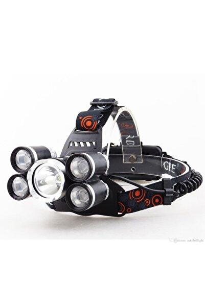 SGE Şarjlı 5 Led 18000 Lümen Kafa Feneri Lambası