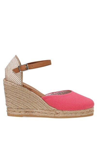 Nine West ARTEMISIA 1FX Fuşya Kadın Dolgu Topuklu Sandalet 101029964