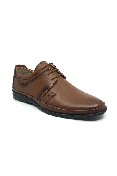Taşpınar Göray %100 Deri Ortopedik Erkek Günlük Yazlık Klasik Ayakkabı