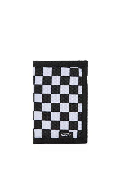 Vans Slipped Black-white Checkerboard Cüzdan Vn000c32hu01