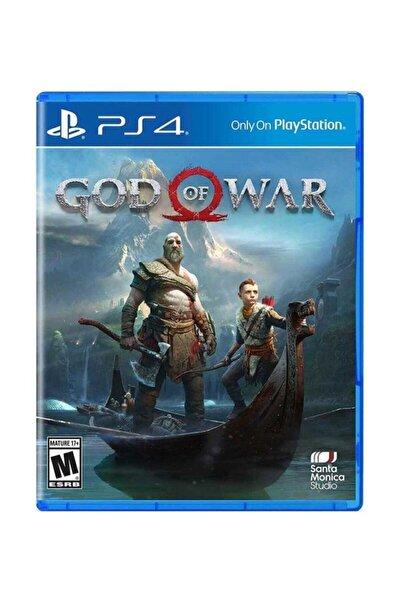 Santo Monica Studio God Of War Türkçe Altyazılı Ps4 Oyun