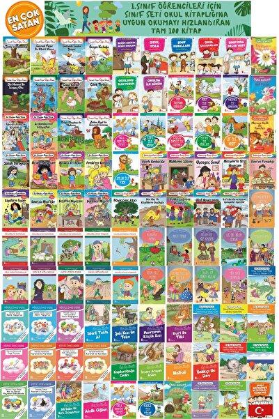 Timaş Yayınları 1.sınıf Öğrencileri Için Okul Kitaplığına Uygun Okumayı Hızlandıran Sınıf Seti Tam 100 Kitap