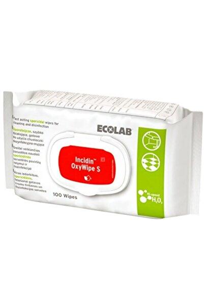 Ecolab Incidin Oxywipe S Dezenfektanlı Mendil
