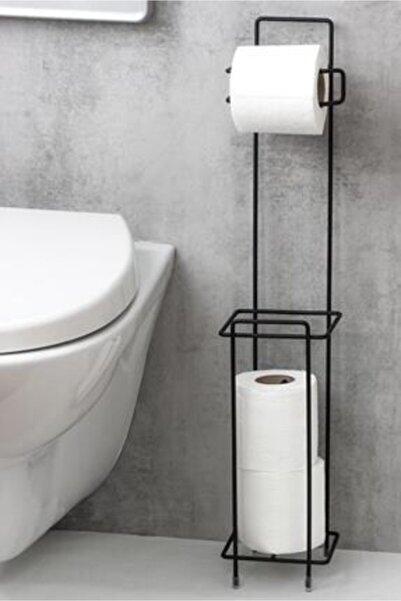 biray home Tuvalet Kağıtlık Ayaklı Wclik , Peçetelik Banyo Aksesuarı