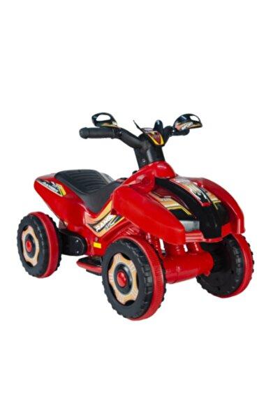 Muhcu Toys Çocuk Iki Kullanımlı Akülü -aküsüz 4 Tekerlekli Atv Motor