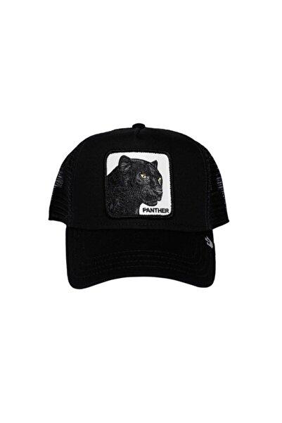 Goorin Bros Unisex Siyah Panther Şapka