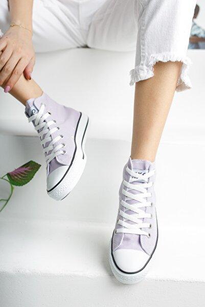 MUGGO Unisex Keten Ayakkabı