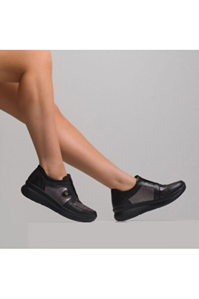 Venüs Kadın Hakiki Deri Ayakkabı