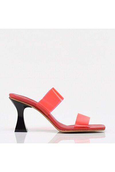Hotiç Kırmızı Yaya Kadın Sandalet &terlik