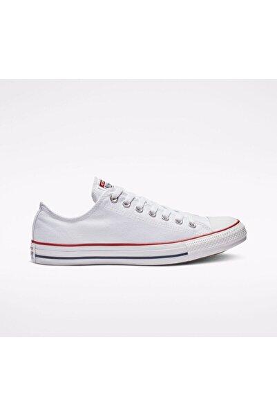 converse Unisex Beyaz Bağcıklı Chuck Taylor All Star Sneaker