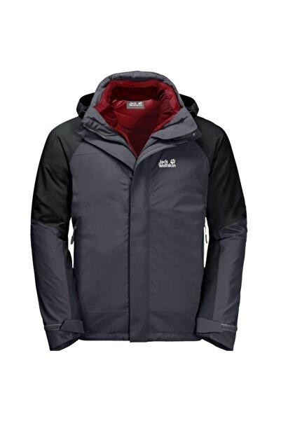 Jack Wolfskin Steting Peak 3 In1 Jacket M Erkek Mont 1112211