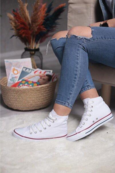 ESPARDİLE Unisex Uzun Spor Ayakkabı