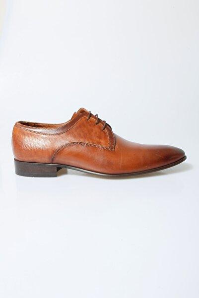 Centone Erkek Taba Kahve Klasik Ayakkabı