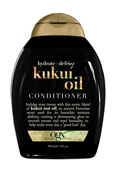 OGX Elektriklenen Ve Kabaran Saçlar İçin Nem Veren Bakım Kremi 385 ml 022796914224