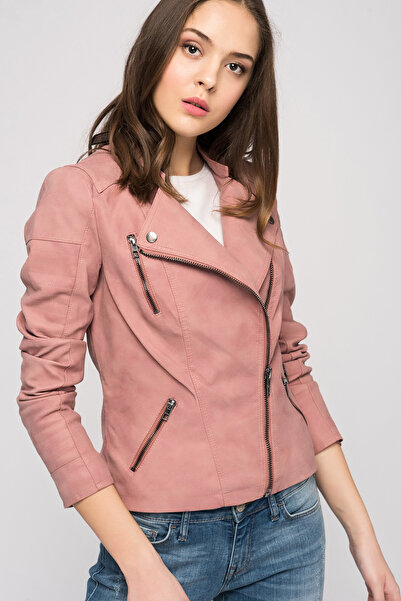 Only Kadın Gül Kurusu Ceket 15102997