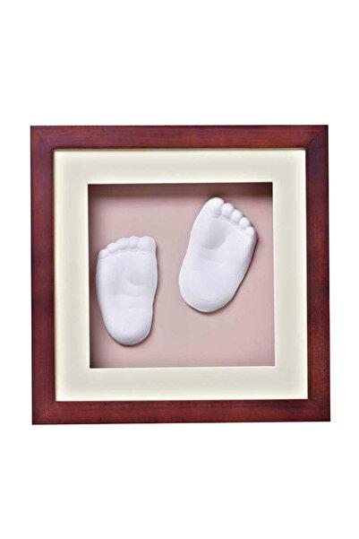 Baby Memory Prints 3 Boyutlu Çerçeve Ceviz /