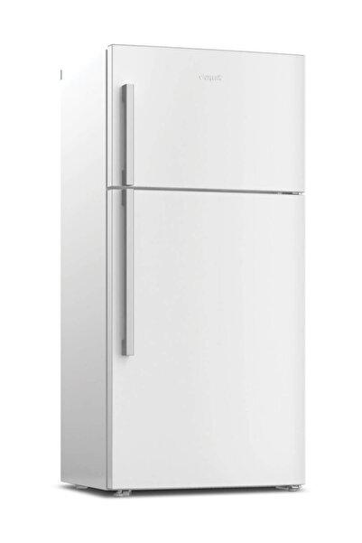 Arçelik 584611 MB A++ Çift Kapılı No-Frost Buzdolabı