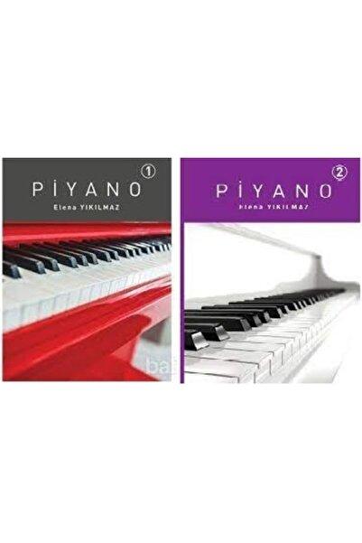 Porte Müzik Eğitim Yayınları Piyano 1 Ve Piyano 2 (elena Yıkılmaz Piyano 1 Ve 2 Set)