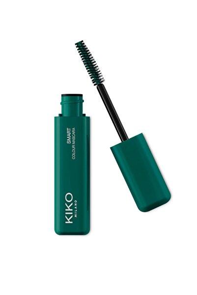 KIKO Panoramik Hacim Efektli Maskara - Smart Colour Mascara 08 Jungle Green 8025272638029