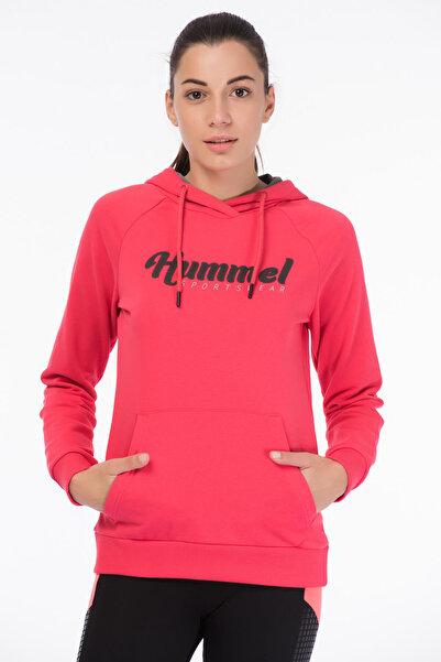 HUMMEL Kadın Sweatshirt Hmlnils Cotton Hoodie