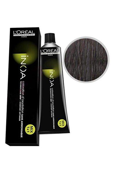 L'oreal Professionnel Inoa NO:4,15 Saç Boyası 60 g 3474630412842 (Oksidansız)
