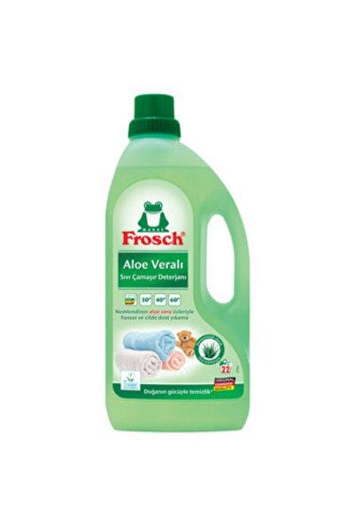 Frosch Aloe Veralı Sıvı Çamaşır Deterjanı 1,5 L 20 Yıkama