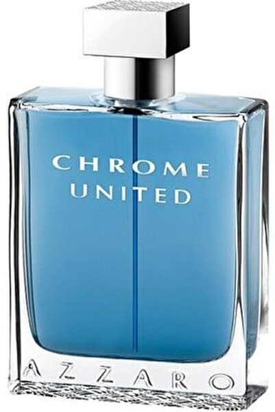 Chrome United Edt 100 ml Erkek Parfüm 3351500957712
