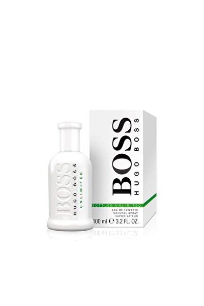 Hugo Boss Bottled Unlimited Edt 100 ml Erkek Parfüm 737052766775