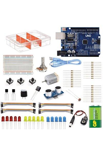 Robocombo Arduino Mini Başlangıç Seti 22 Parça 101 Adet