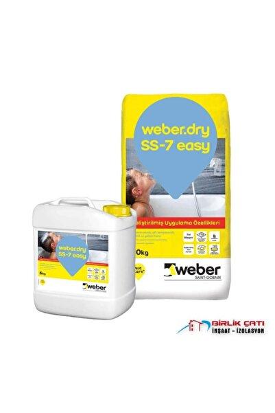 WEBER Dry Ss 7 Easy Set 20 Ve 6 kg
