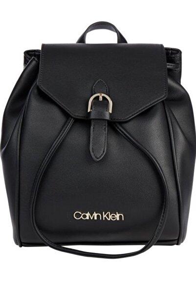 Calvin Klein K60K607428.0GW DRAWSTRING BP W/FLAP K