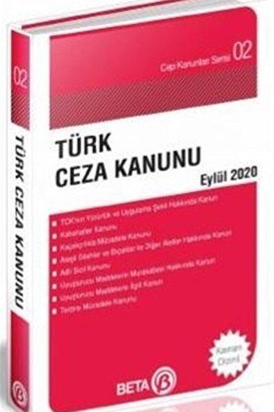 Beta Yayınları Türk Ceza Kanunu Eylül 2020