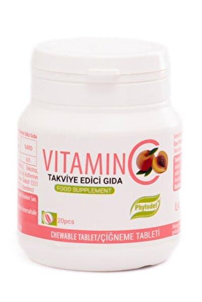 Vitamin C - 20 Çiğneme Tableti
