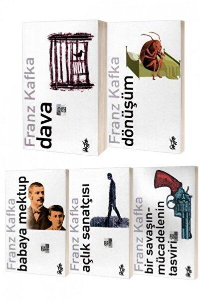 Venedik Yayınları Franz Kafka Seti 5 Kitap