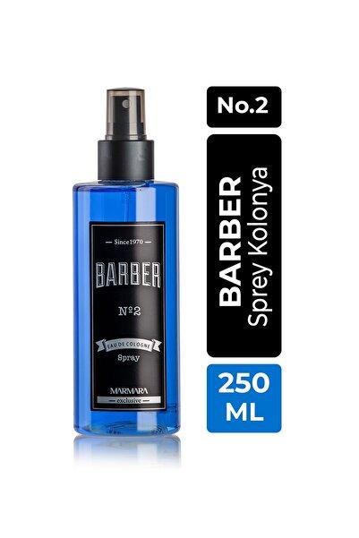 Barber Kolonya 250 ml No.2 Sprey