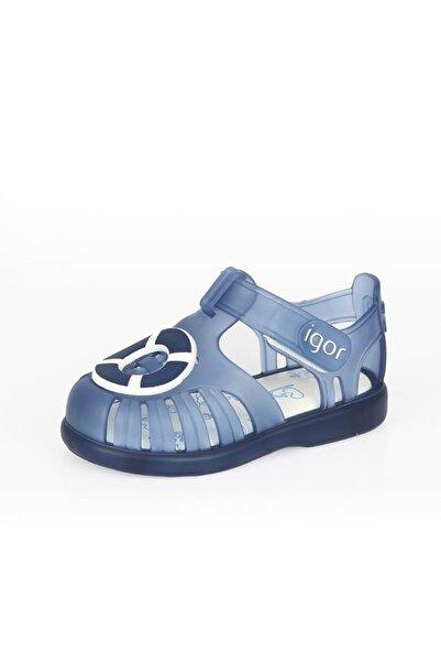 IGOR S10249-003 Tobby Velcro Nautıco Bebek Sandalet