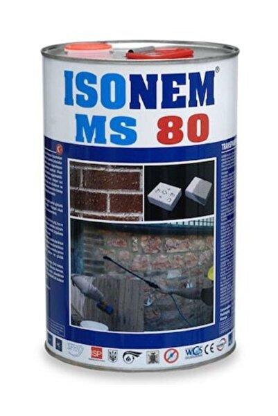 Isonem Ms 80 Dış Cephe Şeffaf Su Itici 3,5 Lt
