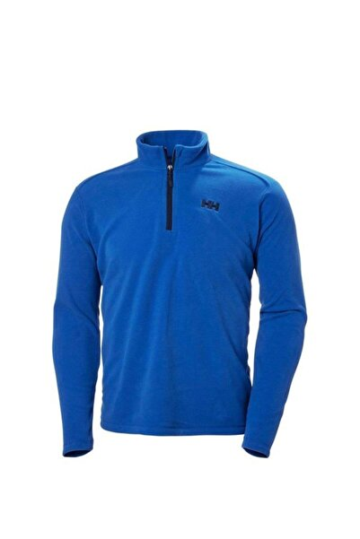 Helly Hansen Erkek Haki Fermuarlı Mount Polar Fleece Polar