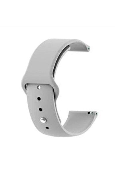 Huawei Gt 2 - Honor Magic Watch 2 Uyumlu  46mm Akıllı Saat Düz Silikon Kordon