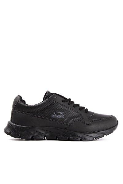 Slazenger Adopt Jumbo Sneaker Erkek Ayakkabı Siyah / Siyah