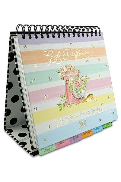 Victoria's Journals Tarif Defteri 22x22 Cm