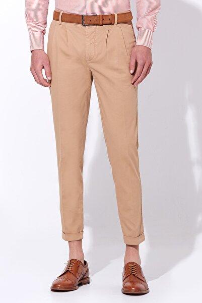 Hemington Erkek Camel Chino Pantolon
