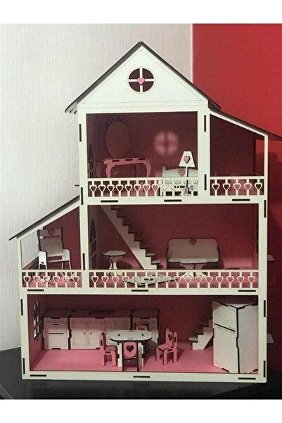 DOĞAL AHŞAP OYUNCAKLAR Ahşap Oyuncak Ev