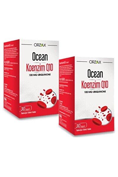 Ocean Ocean Koenzim Q10 30 Kapsül
