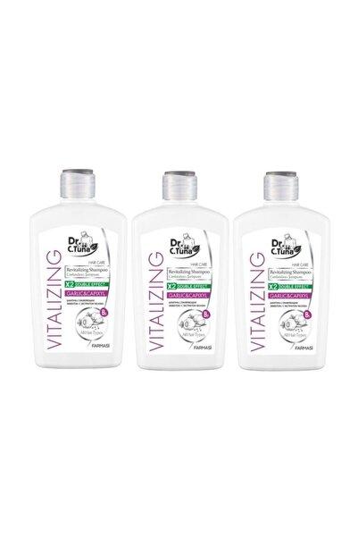 Farmasi Vitalizing Sarımsaklı Şampuan 500 ml 3 Adet