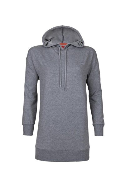 Bad Bear Kadın Sweatshirt Mono Color 20.04.12.009-gri Melanj